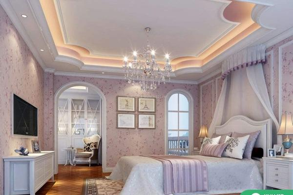 簡約三居室設計風格