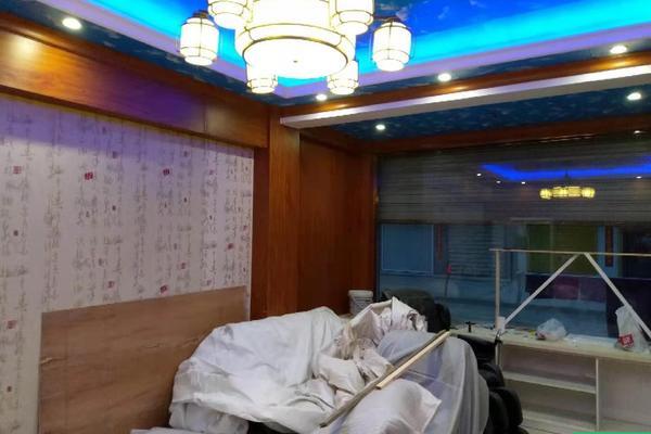 南京混搭風格三居室裝修效果圖