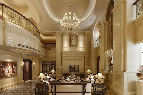 歐式別墅裝修設計歐式大宅設計案例