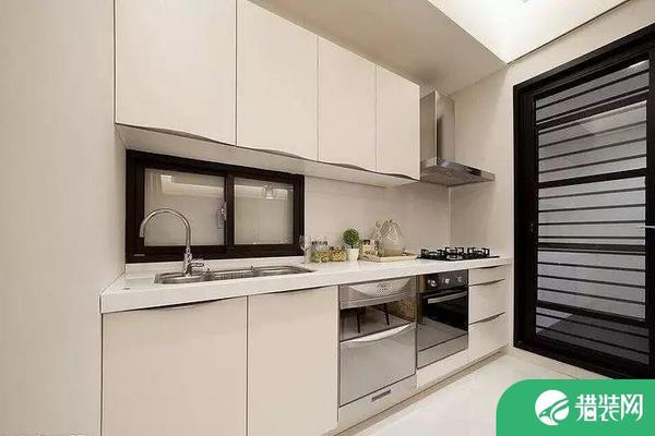 西安現代風格三居室裝修效果圖