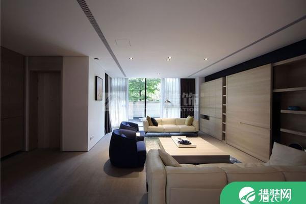 东莞现代风格两房家装效果图欣赏