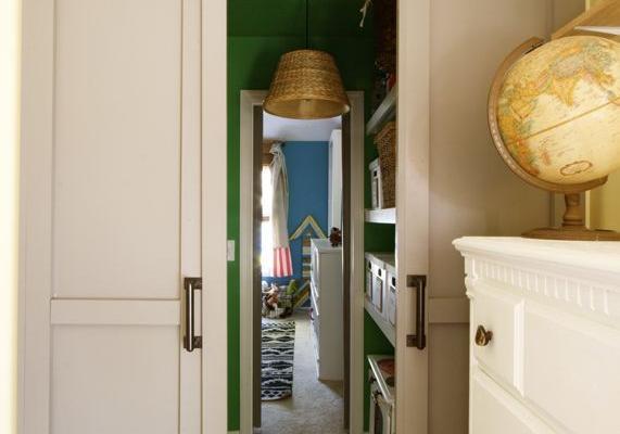 美麗的兒童房裝修設計欣賞
