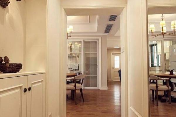 四室两厅150平米美式装修,