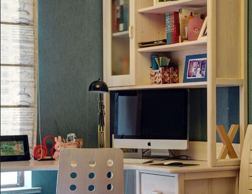 160㎡現代三室一廳裝修圖
