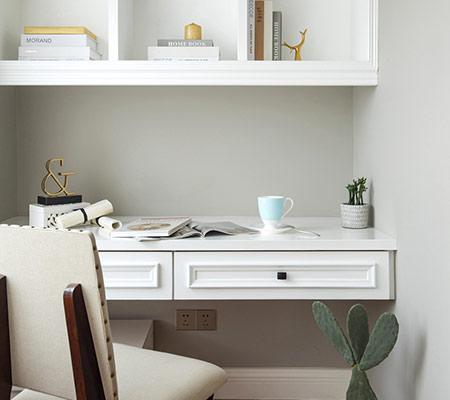 180平四居室美式風格裝修案例