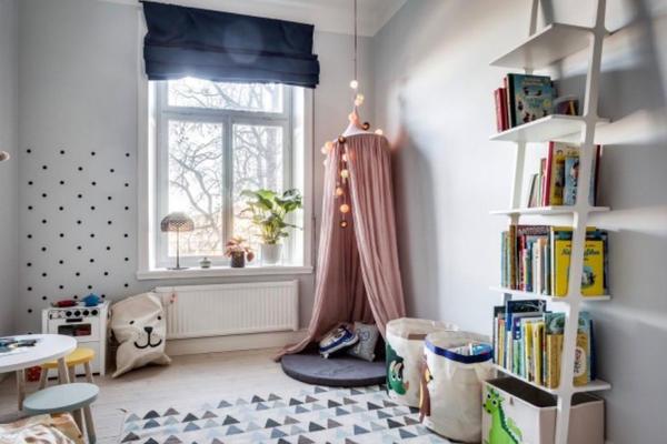 迷人的灰色系北欧风公寓装修