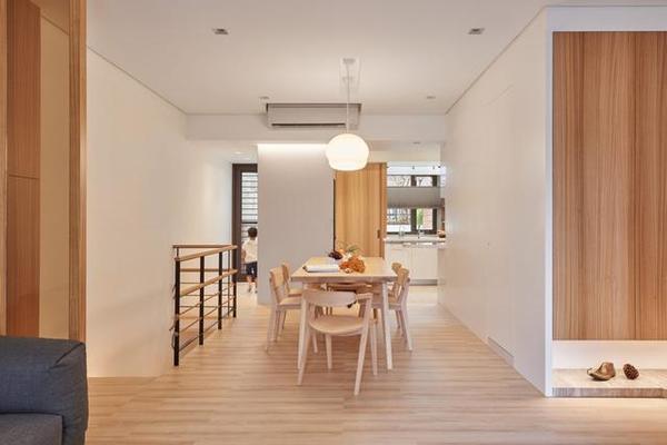 226平米日式新居裝修圖