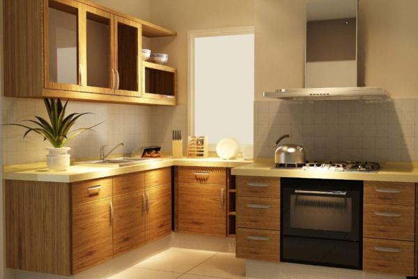 90平米廚房華帝櫥柜裝修效果圖