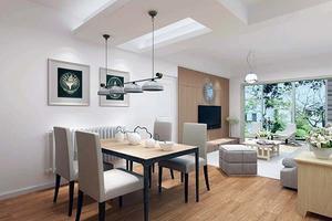 小平米房子适合装什么风格 小平米房子贴什么颜色的壁纸效果好 小平米房子怎样显得空间大