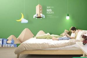 夢境中的童話世界 西寧東易日盛裝飾和你一起守護孩子的童心