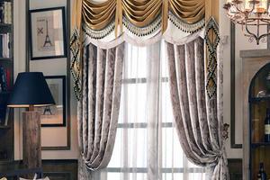 装修窗帘怎么搭配 客厅适合挂什么样的窗帘