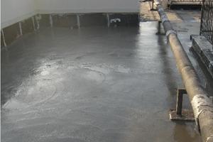 地下室底板渗水原因 地下室底板渗水处理方法 地下室底板渗水注浆施工方案