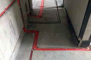 80平米水电改造一般要多少钱 卫生间水路走顶还是走地
