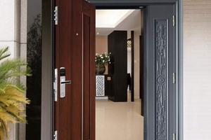 防盗门怎么开门锁 要简单一点的方法