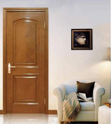 60平米房子美式風格臥室木門裝修效果圖