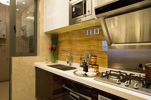 厨房灶台油污清理窍门 手把手教学清理厨房油污