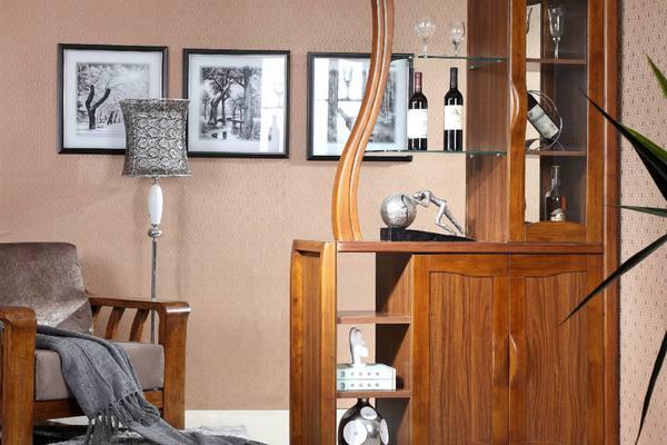 100平米現代風格兩室兩廳臥室陽臺隔斷柜裝修效果圖