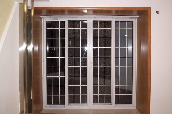 130平米現代風格三室兩廳陽臺隔斷推拉門裝修效果圖