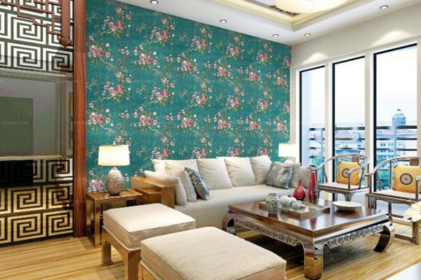 90平的房子歐式風格墻布裝修效果圖