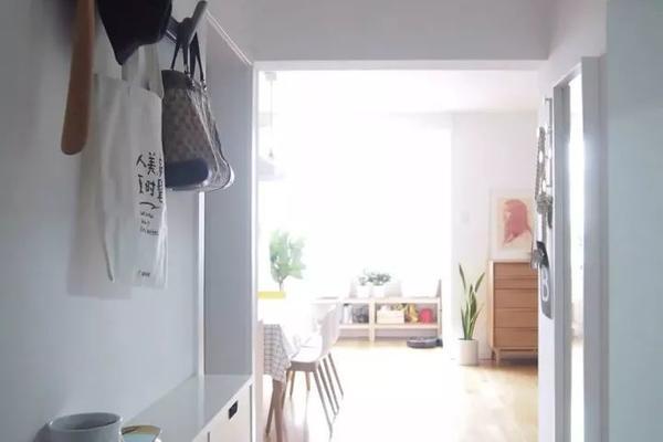 50平米公寓現代風格玄關吊頂效果圖大全