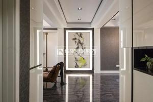 400平方现代轻奢别墅案例欣赏 贵阳华浔品味打造质感空间