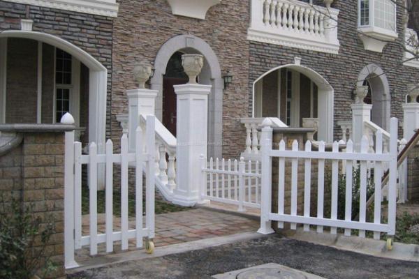 100平米別墅圍墻大門裝修效果圖