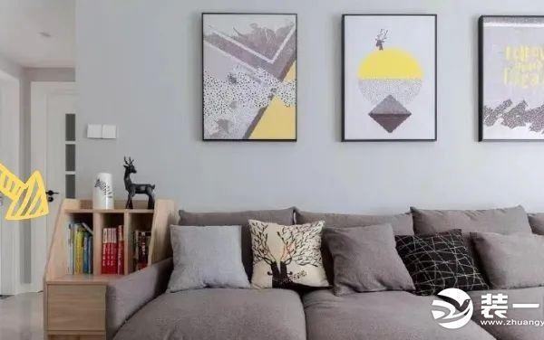 合肥金隅南七里150㎡三室现代风 充分利用每一个空间