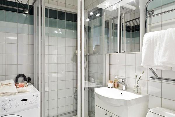 北欧个性90平米房间布置装修图片