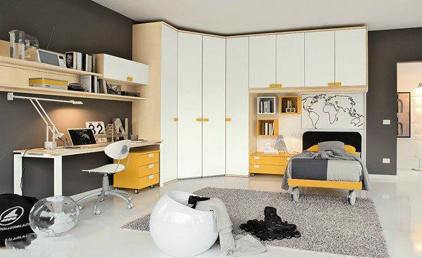 简欧风格三居室婴儿房装修设计效果图赏析
