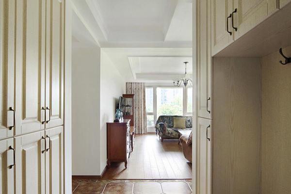 144平米美式風格精致大戶型室內裝修效果圖