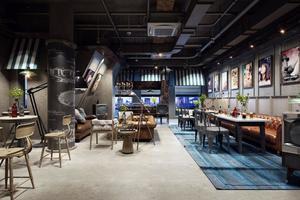 上海咖啡店装修价格 上海咖啡店装修风格设计