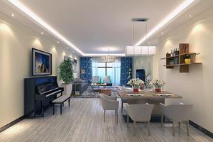 新房裝修多少錢一平米 100平米新房裝修預算清單