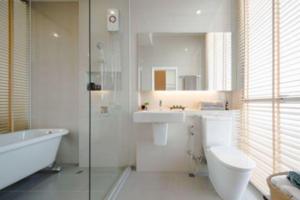 卫生间窗户遮挡装修效果图,这5种款式的窗户实力保护隐私!