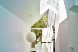 走廊天窗装修效果图,别具一格的走廊装修!