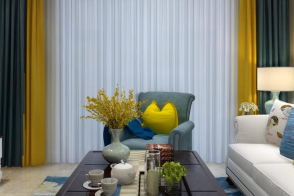 寧波天瑞峰景里三房裝修 小美風格家庭裝修設計欣賞