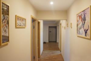 最新走廊挂画装修效果图大全 走廊挂画装修设计图