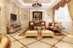 2020欧式沙发装修图片大全 欧式沙发装修效果图