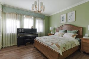 最新田园风格卧室装修效果图大全 田园风格卧室装修设计图欣赏