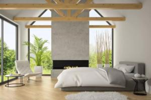 83平米老房可以改几个房间?怎么把客厅改成卧室?