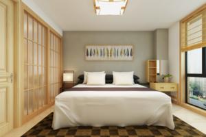 最新日式卧室装修风格效果图大全 日式卧室装修设计图欣赏