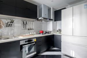 2020现代简约风格厨房装修图片大全 现代简约风格厨房装修设计图
