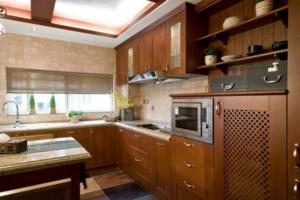 最新东南亚厨房装修效果图欣赏 东南亚厨房装修设计图欣赏