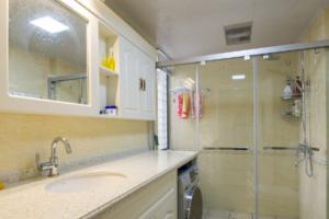 卫生间洗衣机装修效果图大全 卫生间洗衣机装修设计图