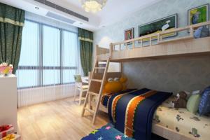 儿童房装修效果图大全 儿童房装修样板间
