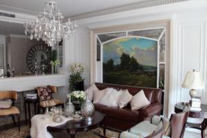 最新款式客厅水晶灯图片大全 客厅水晶灯装修效果图