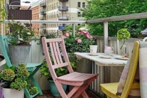 阳台花园装修效果图大全 阳台花园实景图片