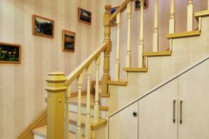 2020樓梯扶手裝修設計圖片大全 樓梯扶手裝修圖片