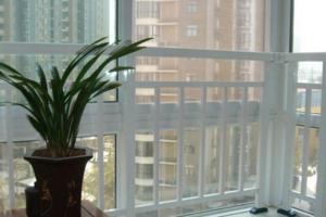 最新室内飘窗护栏装修效果图 室内飘窗护栏设计效果图