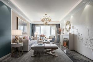 2020欧式客厅装修效果图大全 欧式客厅装修设计图