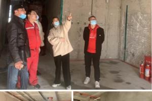 北京大业美家装饰工地巡检|品质见真诚,细节见态度!